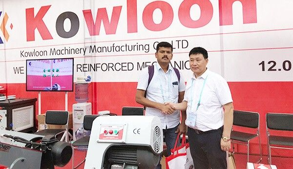 Shining in Guangzhou, Kowloon Machinery Focuses customers in and aboard in Conton Fair of 2018 with its uniqueness